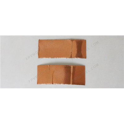 Universal Anti-interference Copper Foil Sticker for Autopilot GPS 10pcs