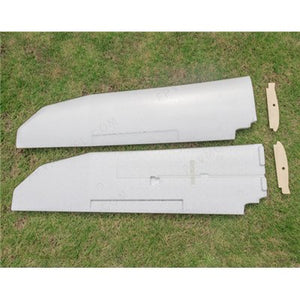 New 2013 Skywalker 1880mm wings white
