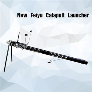 New Feiyu UAV Catapult Launcher for Fixed-wing Aircrafts