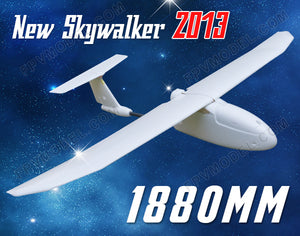 New Skywalker 2013 Carbon Fiber Tail Version 1880mm FPV Airplane