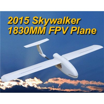 New 2015 Skywalker 1830 1830mm FPV Plane