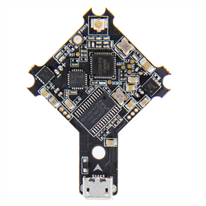 X-Racer X-1 F3 Flight Controller V2 with Frsky Rx and OSD Integrated