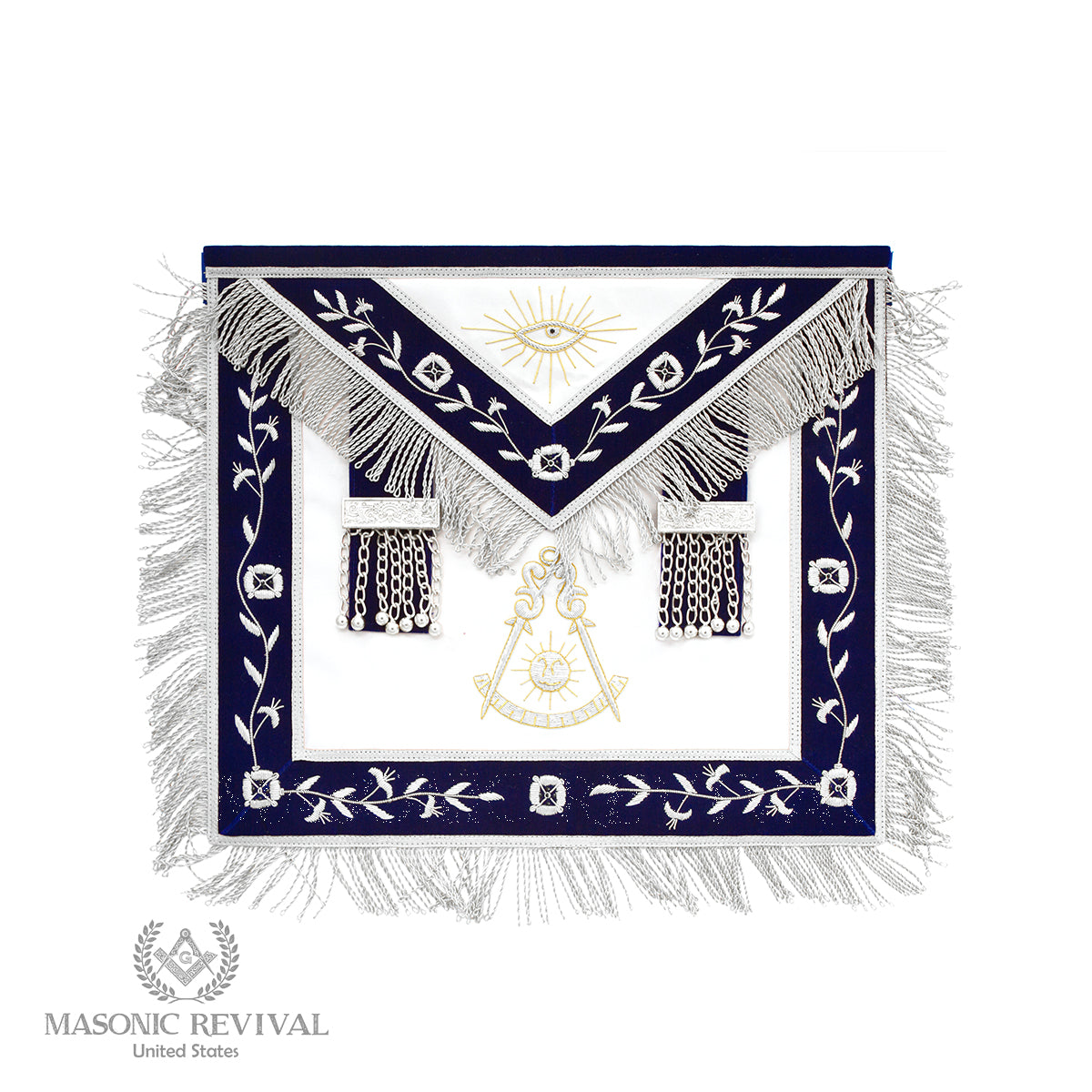 Past Master Apron (El Mixto)