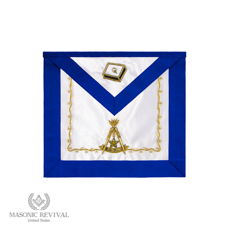 14th Degree apron