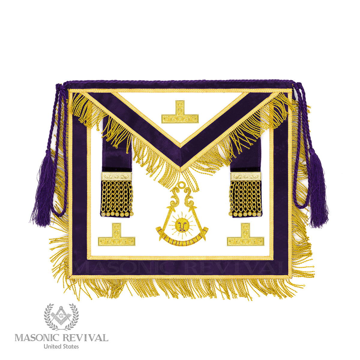 Puerto Rico // Past Master Deluxe Apron