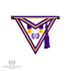 Past Grand Illustrious Master Apron (New Jersey)