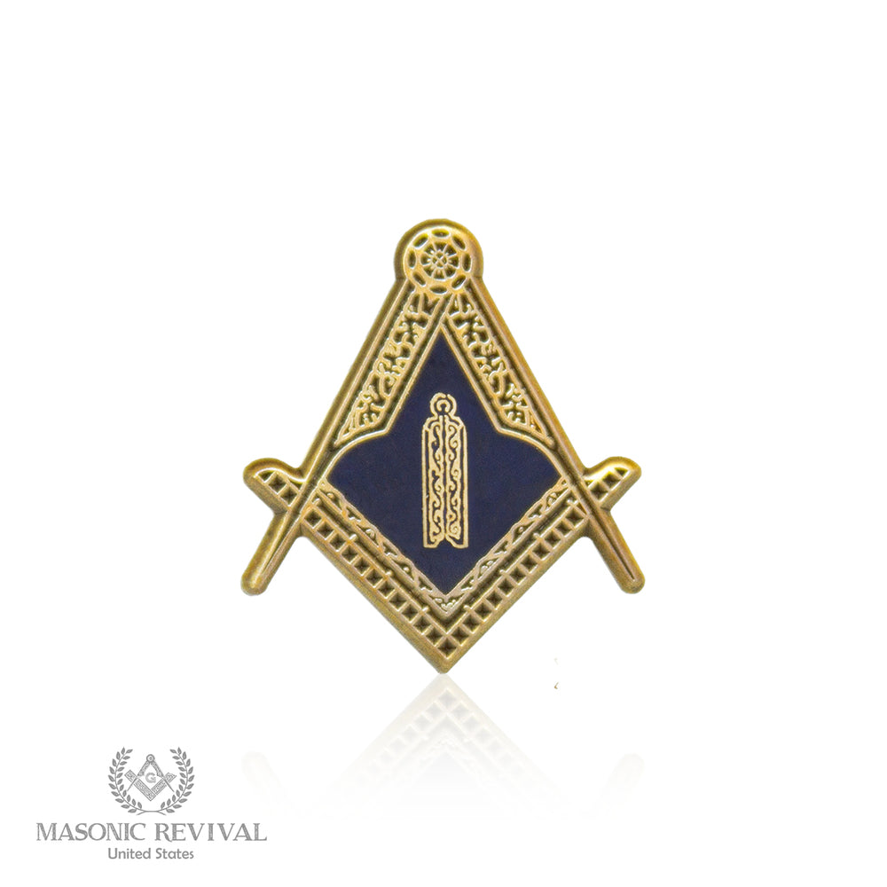 The Junior Warden S&C Pin