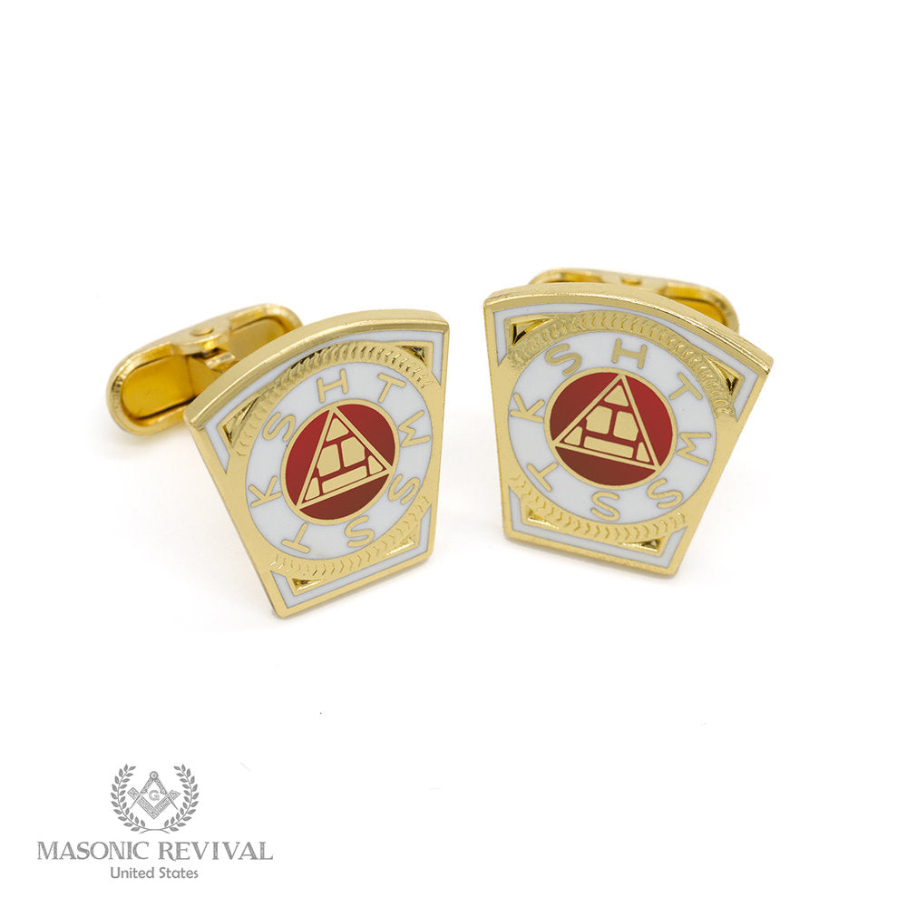 The Head of the Corner Cufflinks