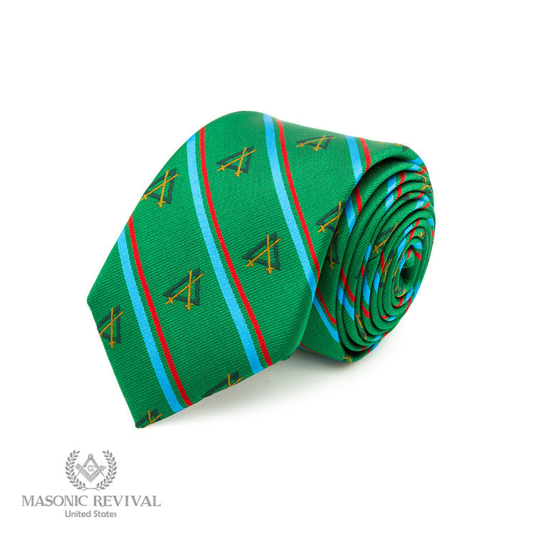 Official Knight Mason // Necktie