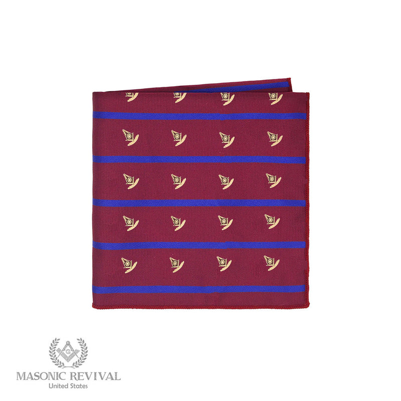 The Regal Past Master // Pocket Square