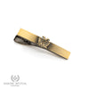 Scottish Rite Tie Bar // Antique Gold