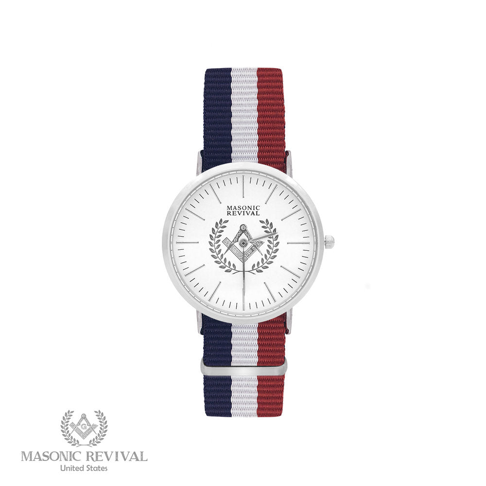 Seafarer Masonic Watch // BWR