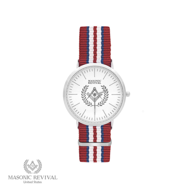 Seafarer Masonic Watch // RBW