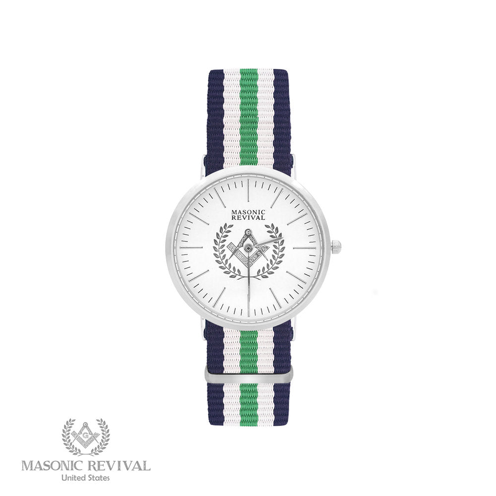 Seafarer Masonic Watch // BWG