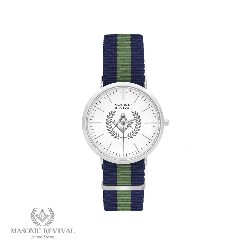 Seafarer Masonic Watch // BGB