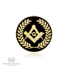 Insignia Lapel Pin // Gold