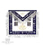 El Mixto Past Master Apron (with Square)