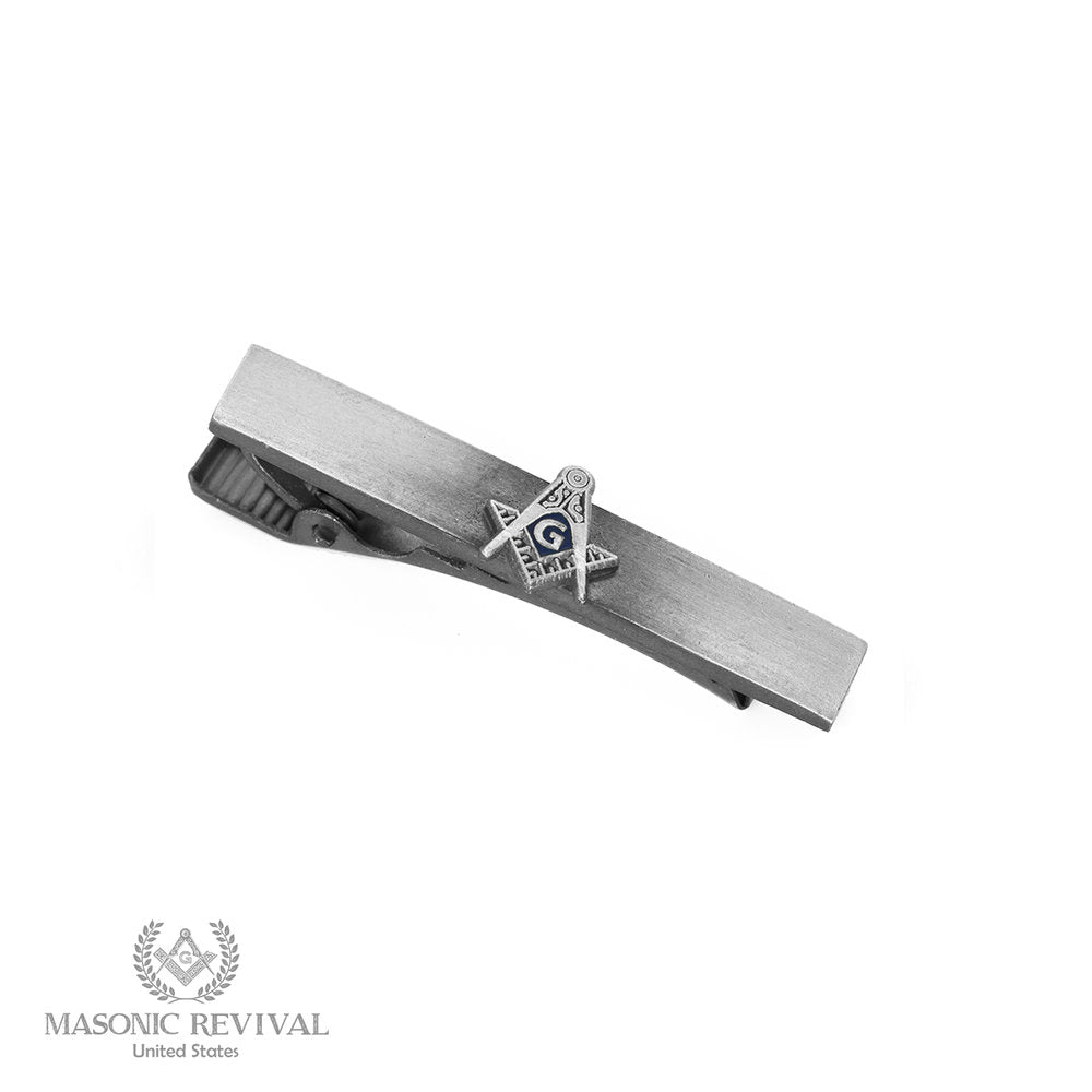 La Mosquita Tie Bar // Antique Silver