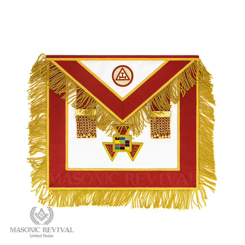 Past High Priest Apron (Reserve)
