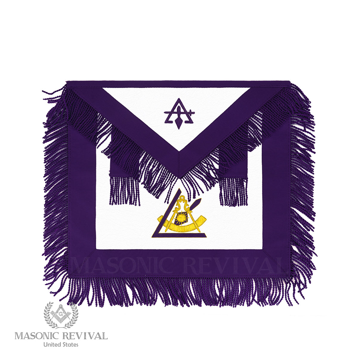 Deluxe Past Illustrious Master Apron