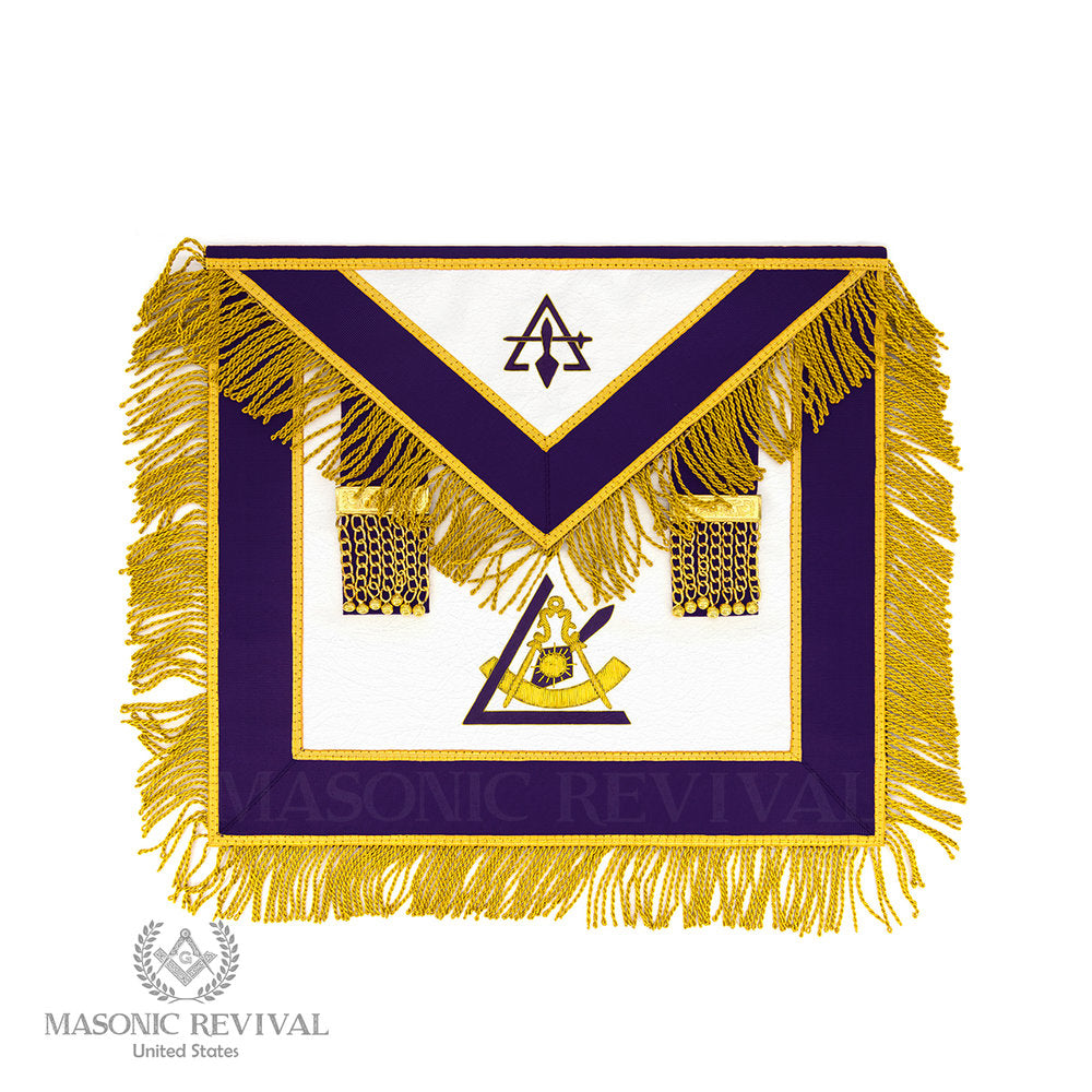 Past Illustrious Master Apron (Reserve)