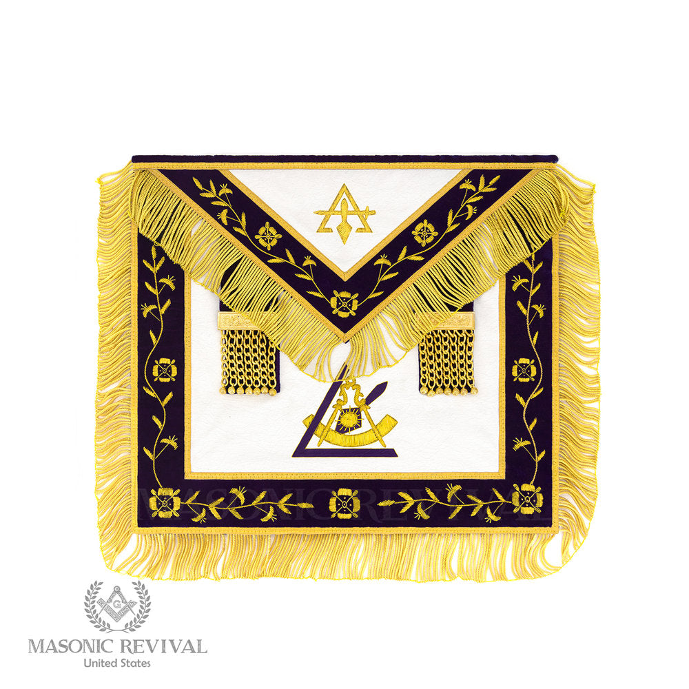 Past Illustrious Master Apron (Signature)