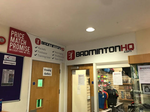 Badminton HQ Shop