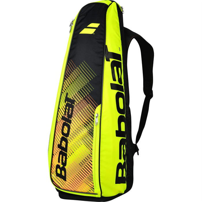 Babolat Backracq Badminton Bag - Yellow/Black