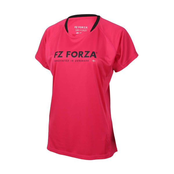FZ Forza Blingley Sparkling Cosmo Pink Badminton T-Shirt