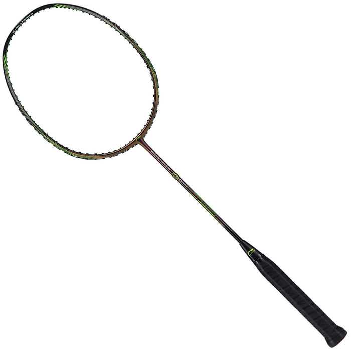 Li-Ning Turbo Charging 75D Drive Badminton Racket - Green