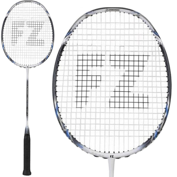 FZ Forza Precision 11000 M Badminton Racket - Blue Black