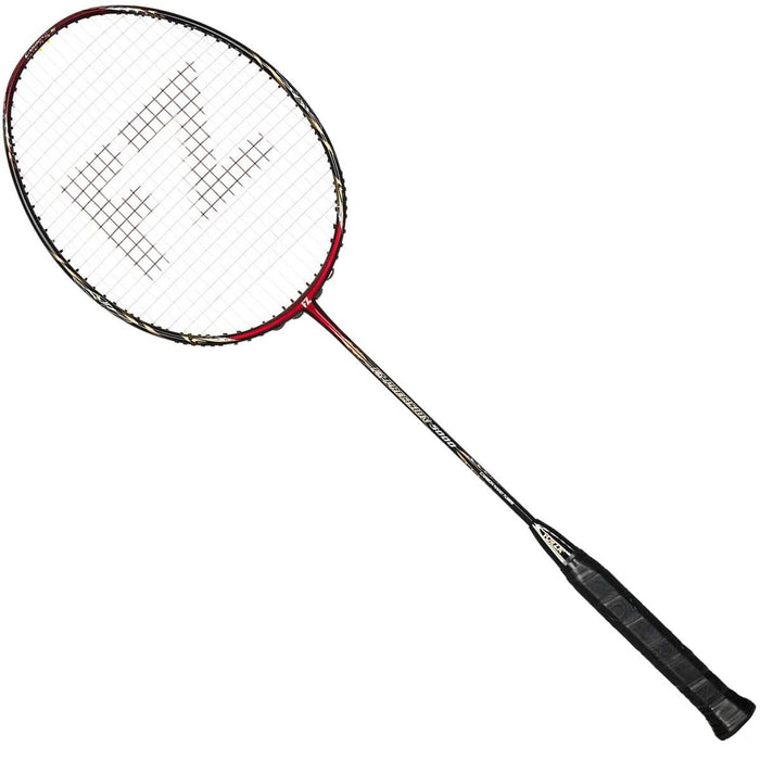FZ Forza Precision 5000 Badminton Racket - Black Red