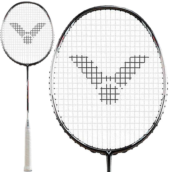 Victor Auraspeed 90K Badminton Racket - Black