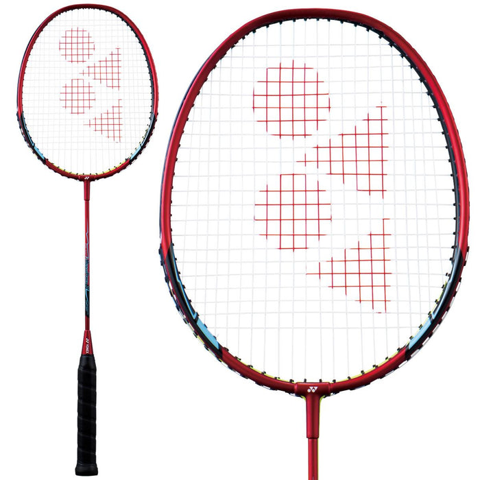 Yonex Muscle Power 1 Badminton Racket - Red