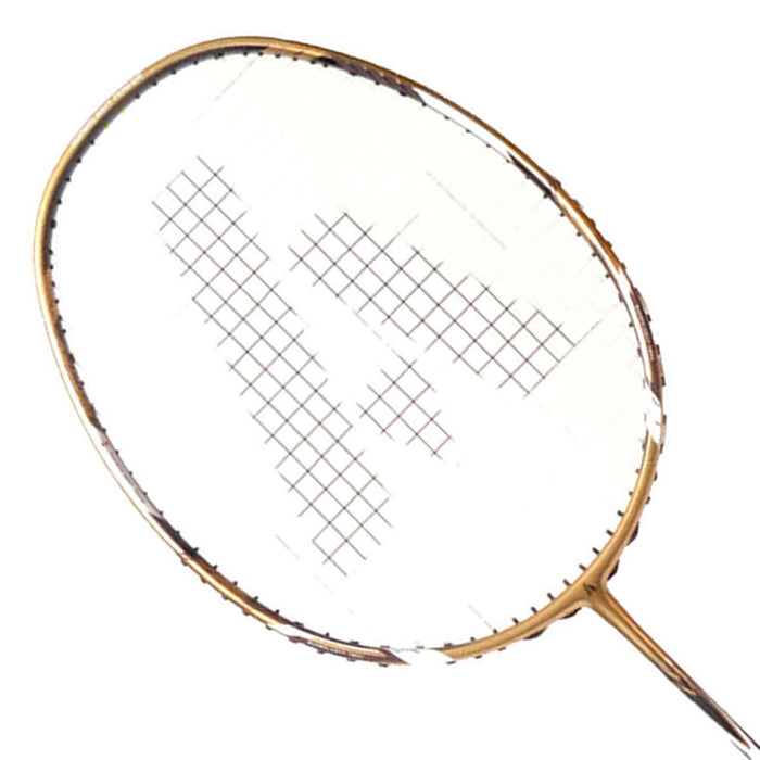 Ashaway Superlight 99 SQ Badminton Racket - Gold Black