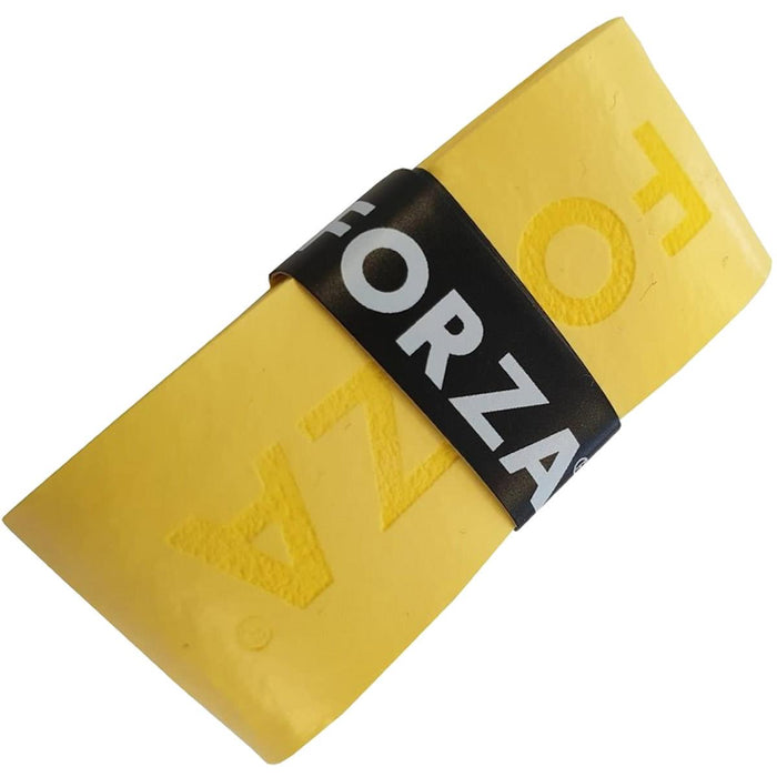 FZ Forza Badminton A-Grip Overgrip (Pair) - Yellow