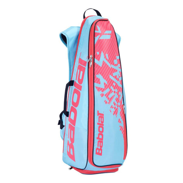 Babolat Backracq Badminton Bag - Sky Blue/Pink