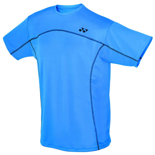 Yonex YTM1 YTJ1 Blue Team Mens / Junior Badminton T-Shirt