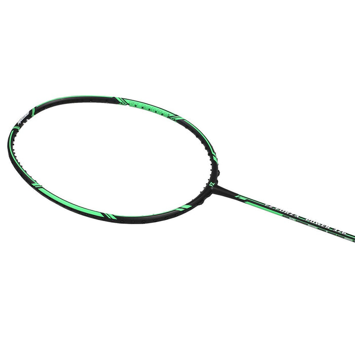 FZ Forza Power 376 Badminton Racket - Black Green