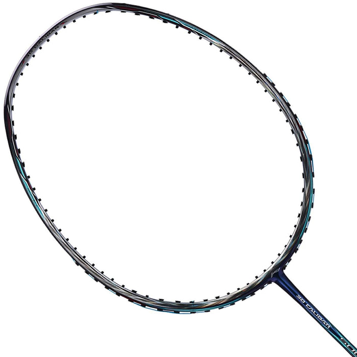 Li-Ning 3D Calibar 500 Badminton Racket - Blue