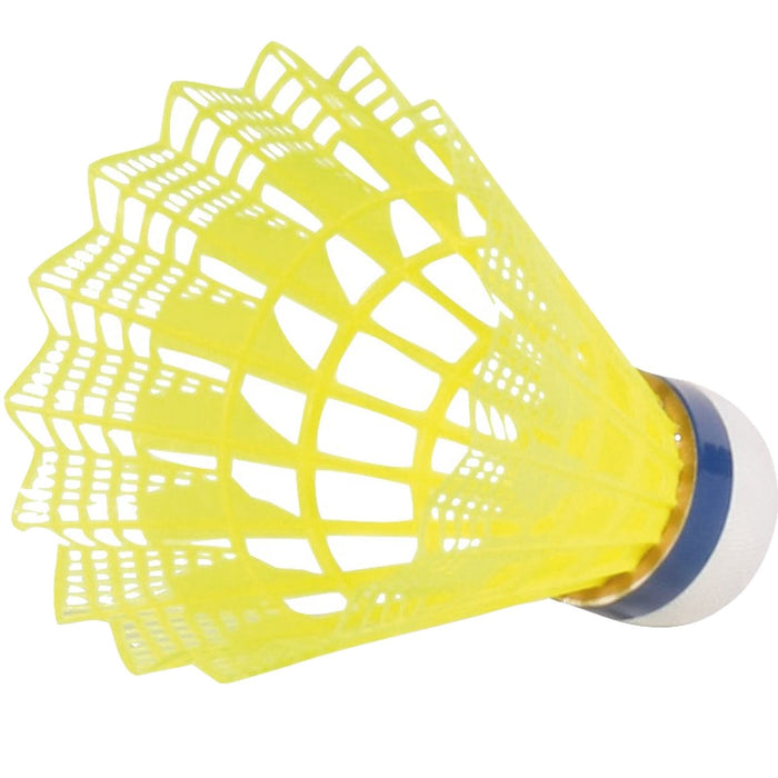 VICTOR 1000 Nylon Yellow Badminton Shuttlecocks