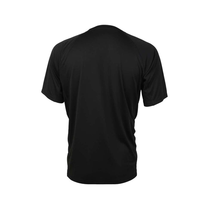 Forza Bling Mens Badminton T-Shirt - Black
