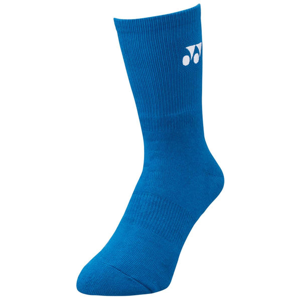 Yonex 19120YX 3D ERGO Crew Infinite Blue Badminton Socks - 1 Pair