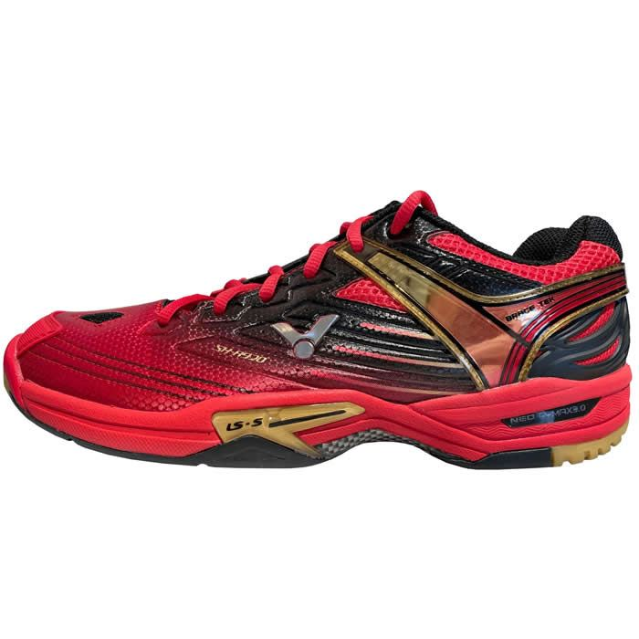 VIctor SH A920 Red Badminton Shoes