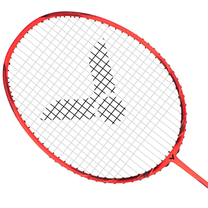 Victor Auraspeed 30H Badminton Racket - Red