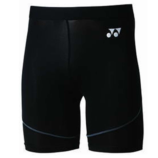 Yonex STB-F2003 Black  Badminton Leg Compression Shorts
