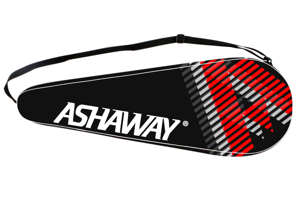 Ashaway Phantom X Speed II Badminton Racket - Yellow Black