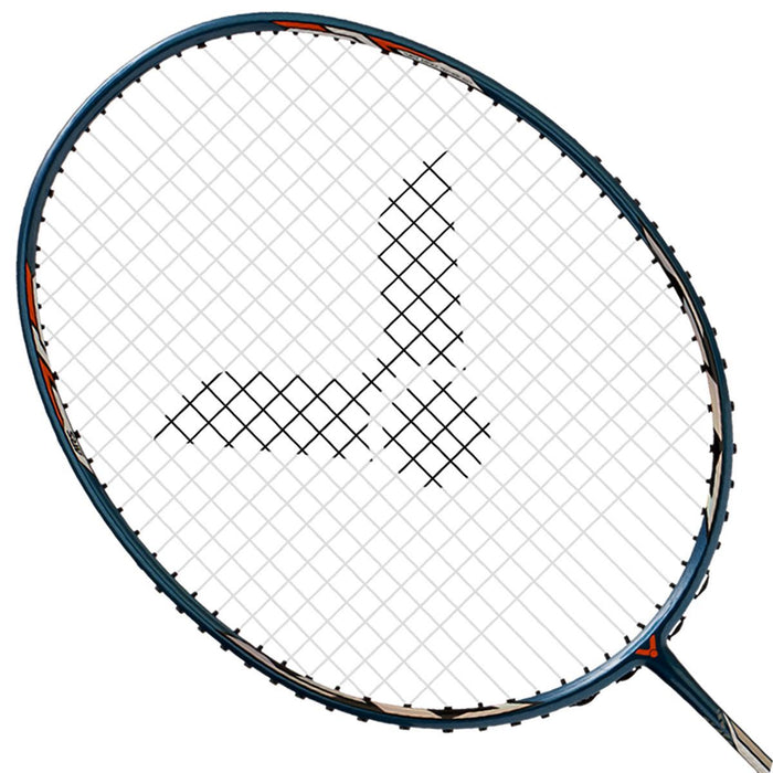 Victor Auraspeed 98K Badminton Racket - Blue