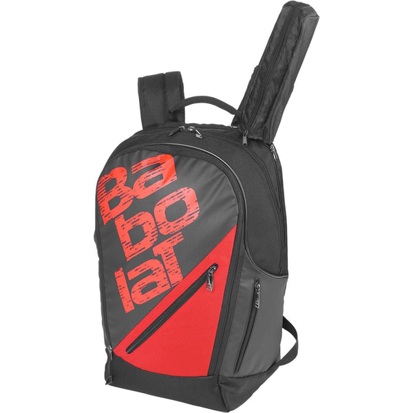 Babolat Backpack Expandable Team Line - Black/Red