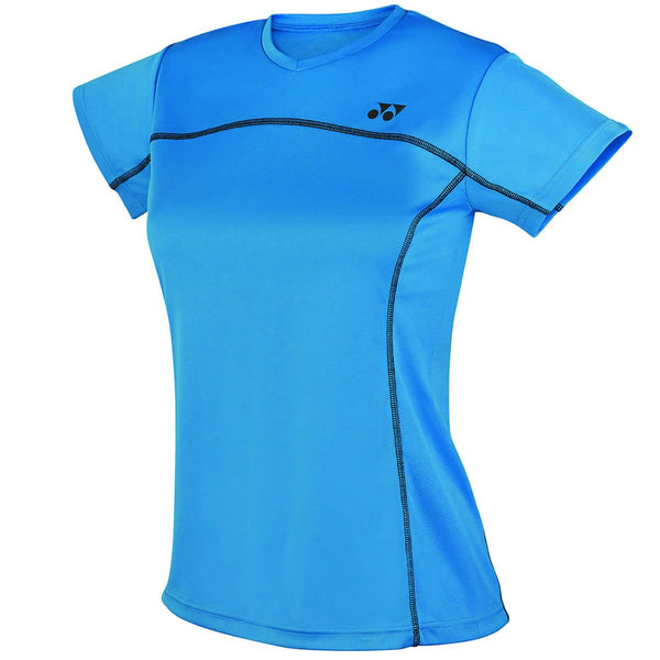 Yonex YTL1 Blue Team Ladies / Womens Badminton T-Shirt